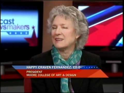 Comcast Newsmakers Jill Horner and Happy Craven Fernandez,ED.mp4