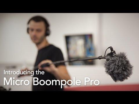 Rode MICROBOOMPOLE PRO Ultra-Lightweight Modular Boompole 2.2m