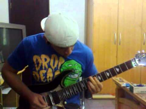 Pierce The Veil - Just The Way You Are Guitar Cover