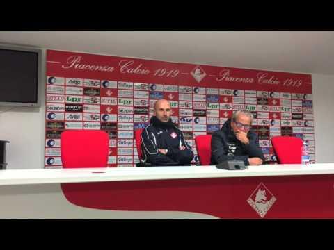 Copertina video Piacenza-Caravaggio 2-1, le interviste