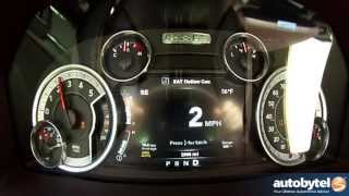 2014 RAM 1500 EcoDiesel 0-60 MPH Acceleration Test Video