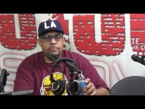 11-08-16 The Corey Holcomb 5150 Show - Comedy Clubs, Lil Wayne/BLM & The 2016 Election