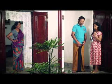 Sanda sema sinaawak official music video - Nirosha Herath