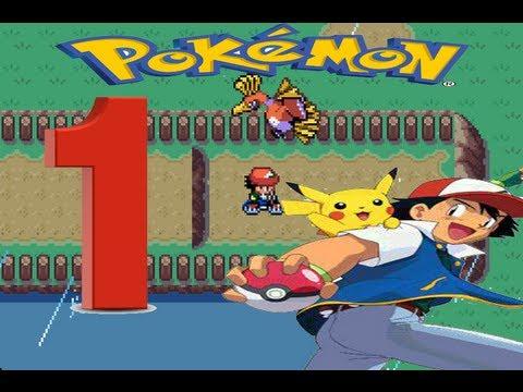 Pokemon Ash Gray Ep.1