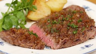 Chaliapin Steak Recipe | Cooking with Dog