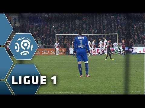 Best actions Nice - PSG (0-1) - Ligue 1 - 2013/2014