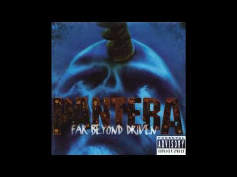 5 Minutes Alone Pantera Lyrics