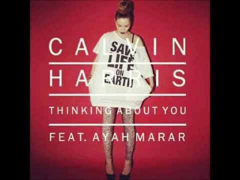 Calvin Harris - Thinking About You ft. Ayah Marar (Audio)