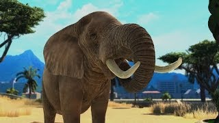 ZOO TYCOON EN XBOX ONE: VARIEDAD ANIMAL WILLYREX Y