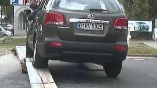 Plasti Dip Grille( K�hlergrill ) from a KIA Sorento Matte Black videos