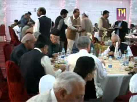 Walima Ceremony - Pir Syed Ghulam Najm ud din Golra Sharif