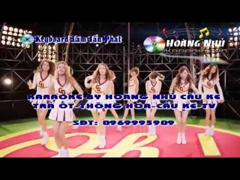 [Karaoke Nhạc Sống] Full HD Con Bướm Xinh Remix DJ Hay