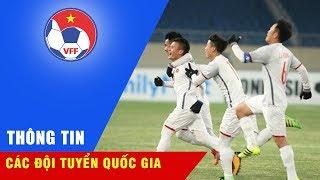 Khoảnh khắc | Quang Hải lập siêu phẩm vào lưới U23 Hàn Quốc