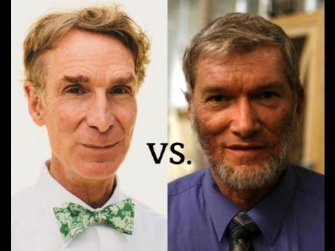 Evolution Vs Creationism 'Debate' Breakdown