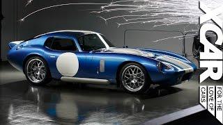 Mobil Listrik supercar pertama di Amerika ini terlihat benar-benar keren