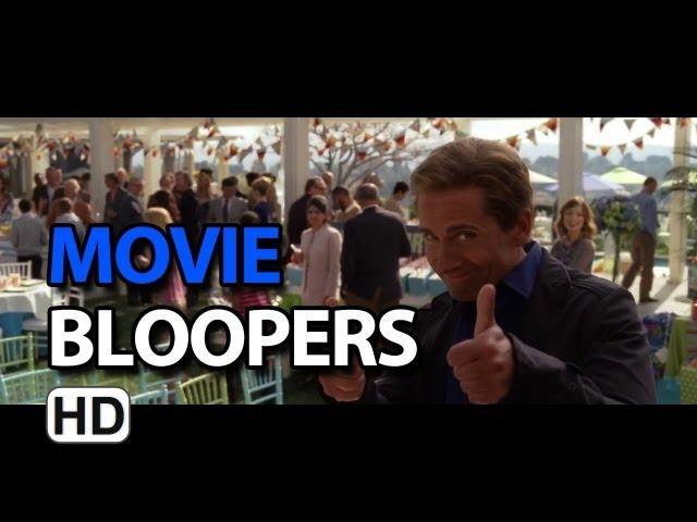 The Incredible Burt Wonderstone (2013) Bloopers Outtakes Gag Reel