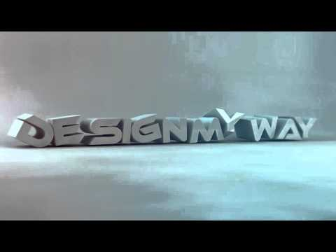 Photoshop / Cinema 4D Tutorial: 3D Text Effect [Sneak Peek]