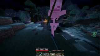 Minecraft Big Trees Adventure. Серия 15 - Triple fail.