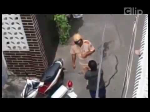 Clip hót Thiếu nữ quỳ lạy cảnh sát giao thông khi bị bắt 2016 giải trí vui cười hài hước h 2017