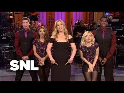 Christina Applegate Monologue: Not Quite the Holidays - Saturday Night Live