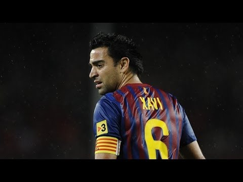 Xavi Hernandez - Thanks For Everything | Goals, Skills, Asists | HD