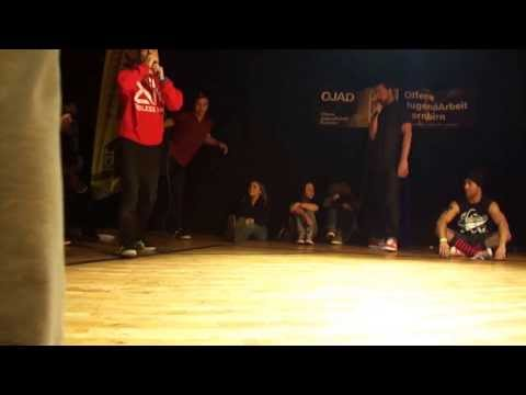 RISK BATTLE - LONGEST POWERMOVE - AIR FLARE BATTLE - BBOY PIN