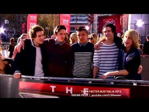 X Factor Australia 2012: What About Tonight SNEAK PEEK