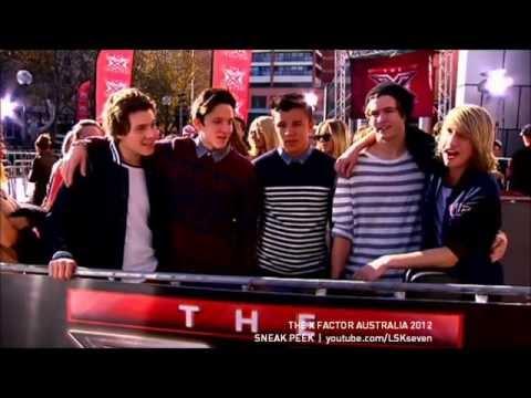 X Factor Australia 2012: What About Tonight SNEAK PEEK