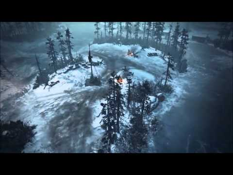 Company Of Heroes 2 Rostov Map Trailer