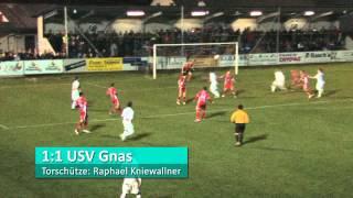 USV Gnas - FC Großklein