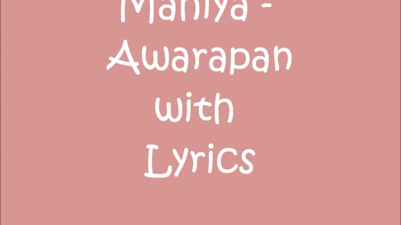 Awarapan | Bollywood Dialogues By Hindi Movies | Filmy Quotes