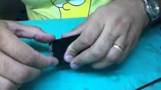 Abrindo E Trocando O Touch Do Motorola Xt920