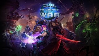 Heroes of the Storm - The Machines of War Trailer