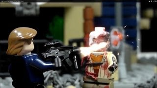 Lego Zombie Apocalypse HD The Official Movie !