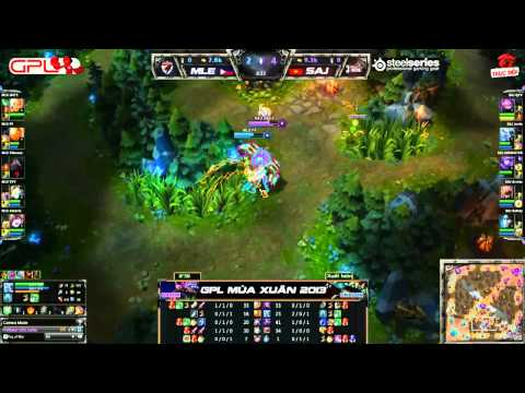 [GPL 2013 Mùa Xuân] [Tuần 10] Manila Eagles vs Saigon Jokers [22.03.2013]