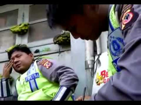 Video - Tawar Menawar Tilang Polisi Bandung