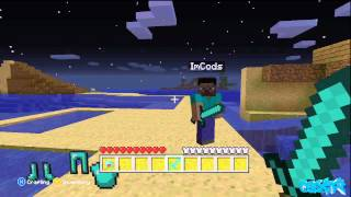 Minecraft (Xbox 360) Glitches: Infinite Health Glitch