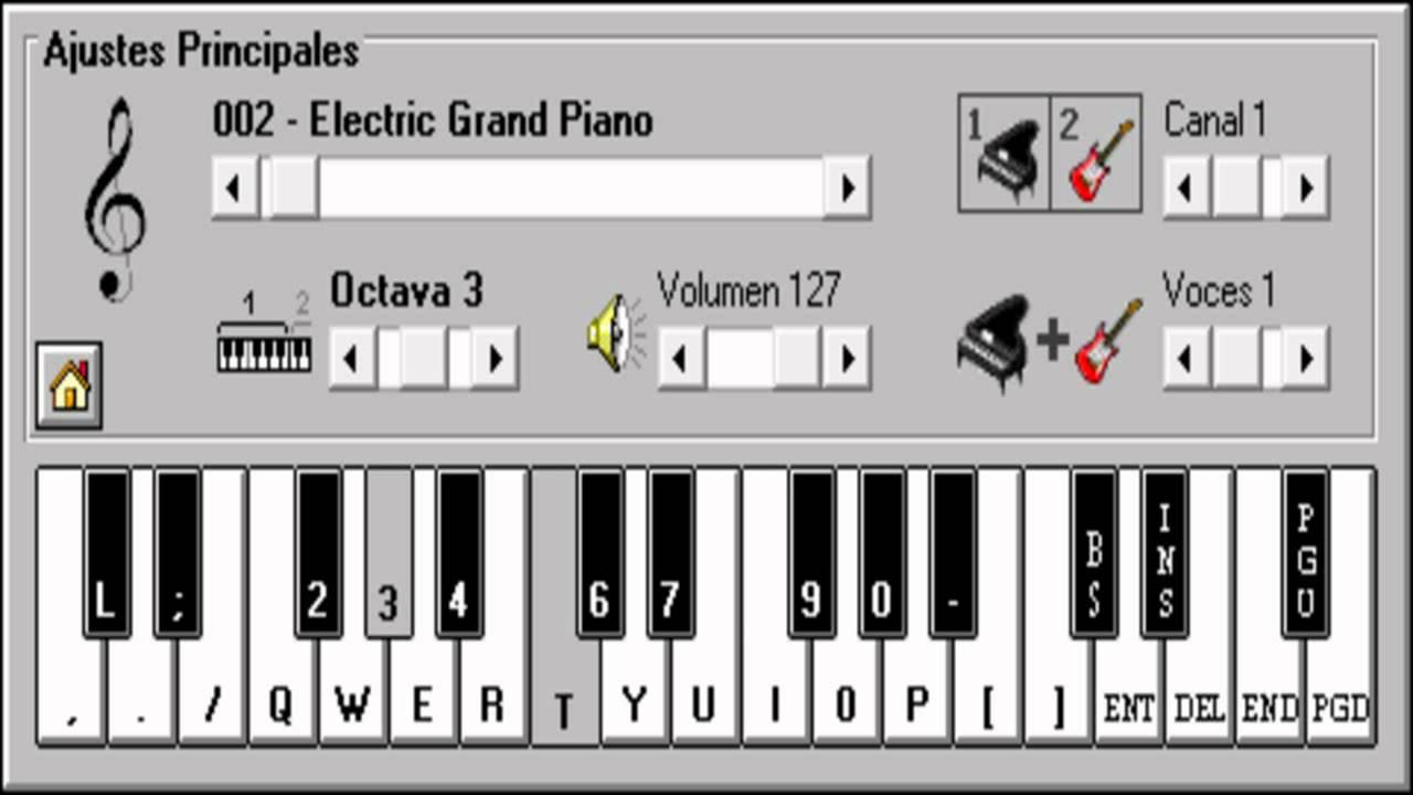 descargar gratis piano electronico 2.5