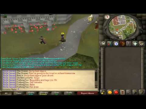 Runescape Dragon Slayer 2007 Server Livestream!