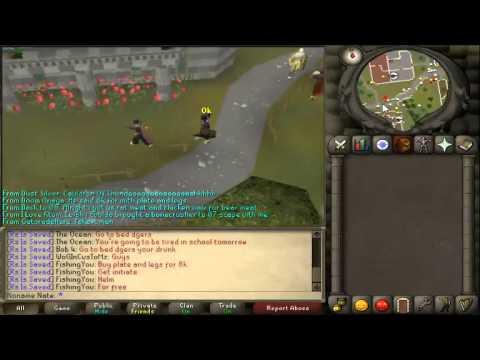 Runescape Dragon Slayer 2007 Server Livestream!