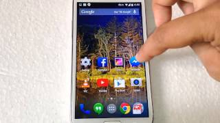 Android 4.4.2 Kiktak Omni ROM On Galaxy Note 2 N7100