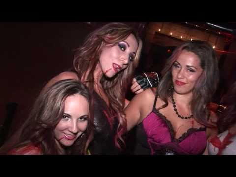 ICTV1 MONARCHY NIGHTCLUB TRUE BLOOD FASHION SHOW BODY PAINT AND MAKEUP