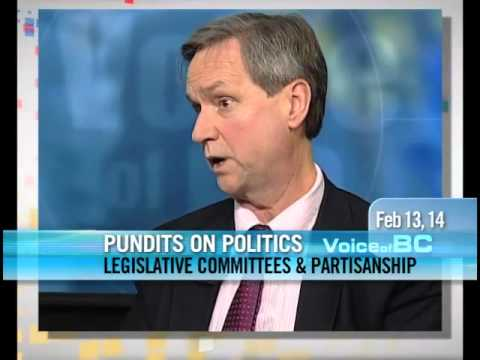 George Abbott - Legislative Committees and Partisanship