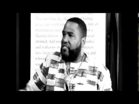 Dr. Umar Abdullah Johnson - We've been Conditioned to Self Destruct