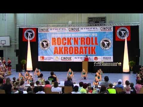 Rocking Teddys - Oberbayerische Meisterschaft 2013