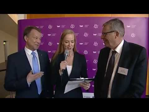 Interviews at the Millennium Technology Prize 2014 Winner Announcement Ceremony