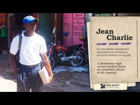 Stateless in the Dominican Republic: Jean Charlie