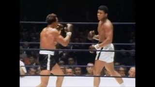 Muhammad Ali Vs Cleveland Williams Film Study