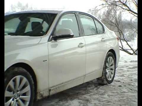 Тест драйв BMW 320d 2012