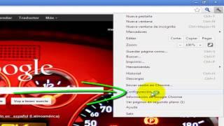 Como Cambiar El Buscador De Google Chrome